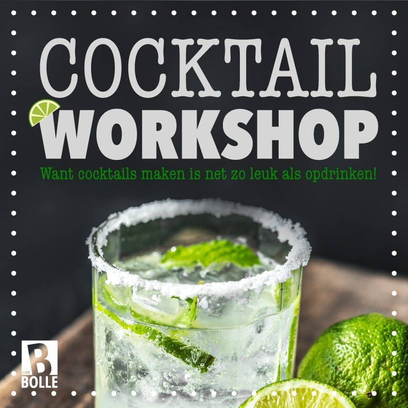 Bolle's Cocktail Workshop